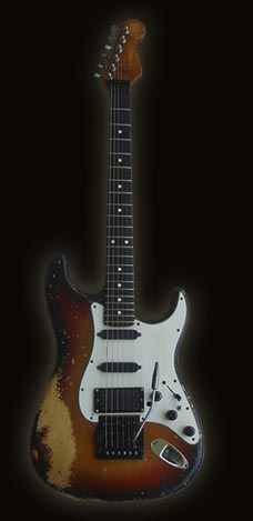 early 60's fender stratocaster